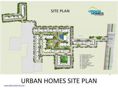 Aditya Urban Homes