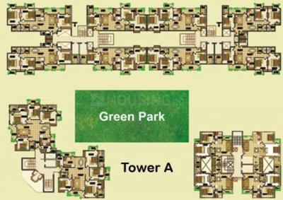 गार्डेनीया गेटवे में खरीदने के लिए 1045.0 - 2300.0 Sq.ft 2 BHK अपार्टमेंट प्रोजेक्ट  की तस्वीर