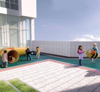 बेलियाघाता  में 12400000  खरीदें के लिए 12400000 Sq.ft 3 BHK अपार्टमेंट के प्रोजेक्ट  की तस्वीर