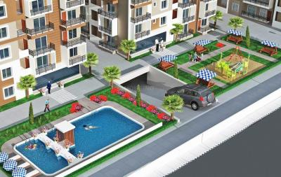 Gallery Cover Image of 1440 Sq.ft 3 BHK Apartment for rent in SLS Signature, Kadubeesanahalli for 24000