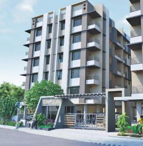 Gallery Cover Image of 1237 Sq.ft 2 BHK Apartment for buy in Sahjanand Dev Krupa Crystal, Narayan Nagar for 2200000