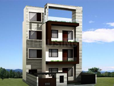 G+3 Home Design Part - 27: G3 Homes In Malviya Nagar, New Delhi-1