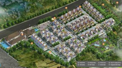 Project Image of 4500 - 6800 Sq.ft 3 BHK Villa for buy in Concept City Midas Park II Midas Exotica
