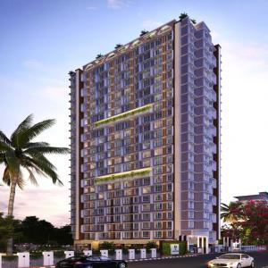 Project Image of 389.0 - 753.0 Sq.ft 1 BHK Apartment for buy in Chaitanya The Greens Radhakunj