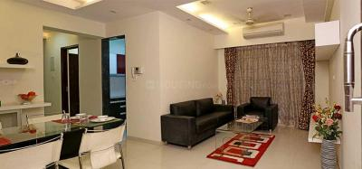Gallery Cover Image of 1025 Sq.ft 2 BHK Apartment for rent in Leena Bhairav Residency, Mira Road East for 24000