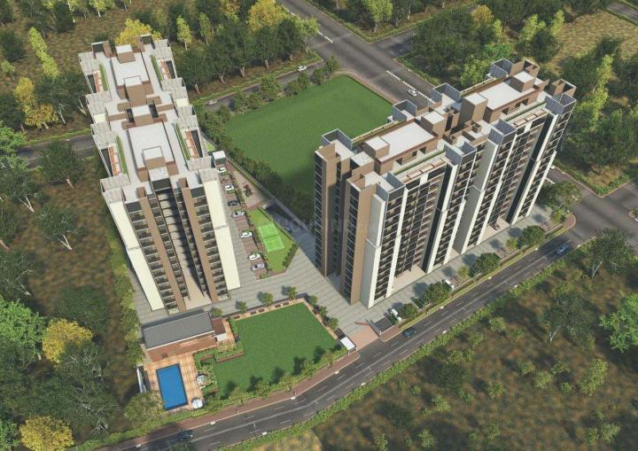 Project Image of 2750.0 - 2940.0 Sq.ft 4 BHK Apartment for buy in Goyal Riviera Blues