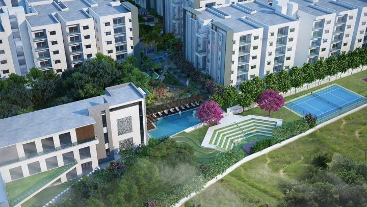 Project Image of 1320.0 - 2190.0 Sq.ft 2 BHK Apartment for buy in EIPL Skyila