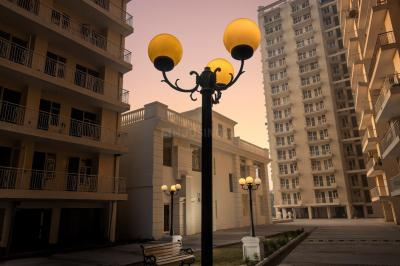 Gallery Cover Image of 695 Sq.ft 1 RK Apartment for buy in Rajnagar Residency, Raj Nagar Extension for 2750000