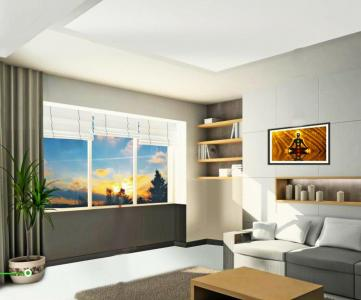 Project Image of 1154 - 1706 Sq.ft 2 BHK Apartment for buy in Abhilasha Favolosa