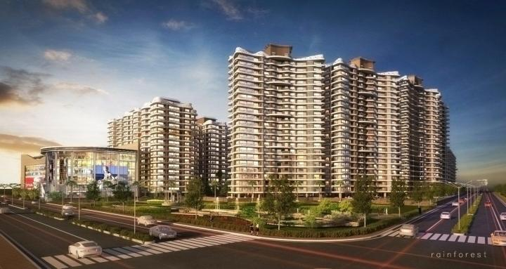 Project Image of 939 - 2400 Sq.ft 2 BHK Apartment for buy in Mounthill The Rain Forest