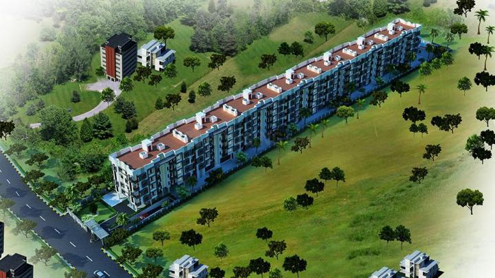 Project Image of 0 - 1260 Sq.ft 2 BHK Apartment for buy in The Creative Homes Garden Residency Whitefield