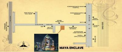 Project Image of 448.0 - 1444.0 Sq.ft 1 BHK Apartment for buy in Crown Maya Enclave
