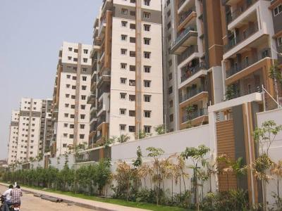 Gallery Cover Image of 1275 Sq.ft 2 BHK Apartment for rent in Aparna Hill Park Avenues, Chandanagar for 22000