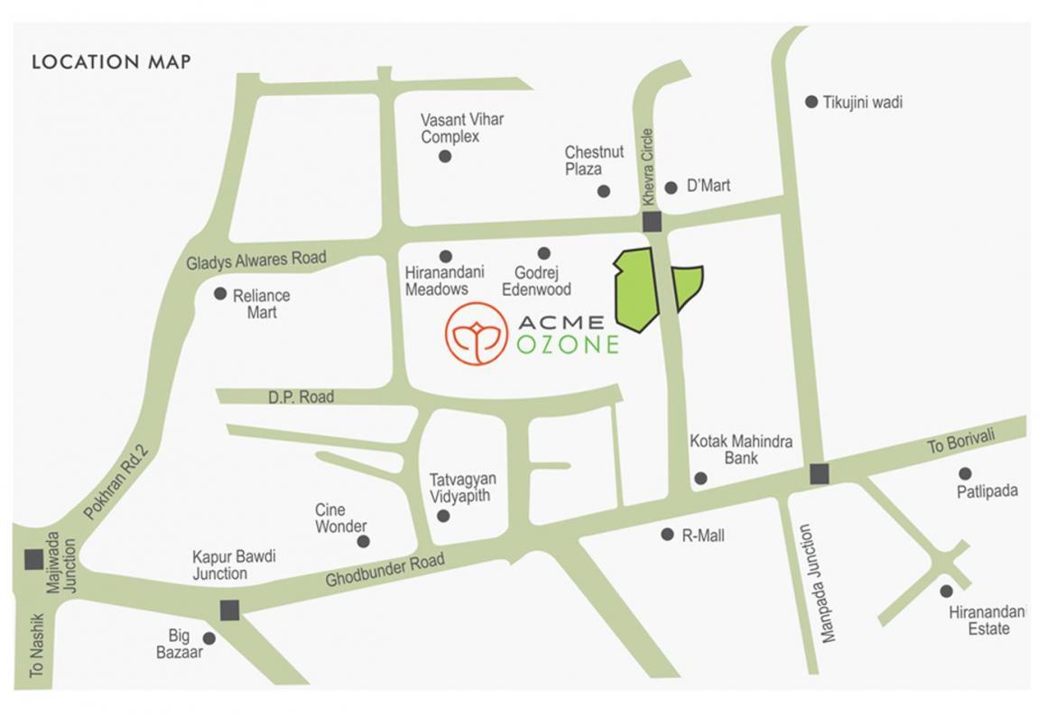 Acme Basilia In Thane West Thane Price Reviews Floor Plan