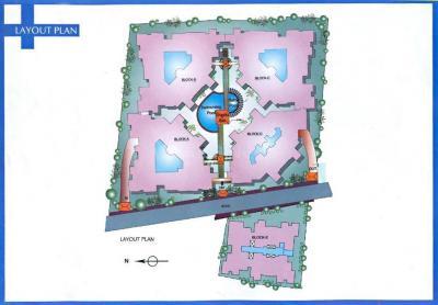 इत्तिना आभा में खरीदने के लिए 1094 - 1433 Sq.ft 2 BHK अपार्टमेंट प्रोजेक्ट  की तस्वीर