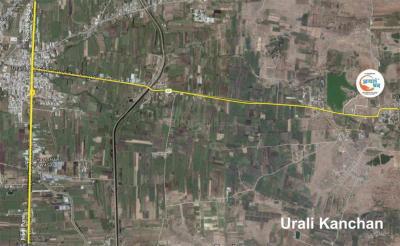 Maple Aapla Ghar Urali Kanchan Lakeside Phase 1