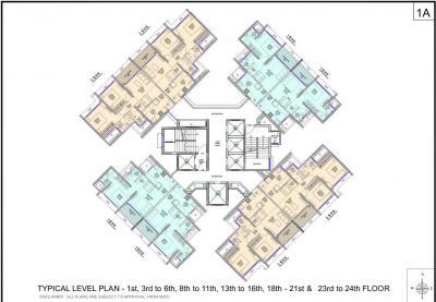 Project Image of 333.35 - 577.0 Sq.ft Studio Studio Apartment for buy in Raheja Solaris