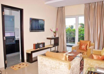 Gallery Cover Image of 1875 Sq.ft 3 BHK Apartment for rent in JMD Garden, Bhondsi for 30000