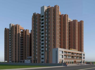 Project Image of 0 - 877.15 Sq.ft 3 BHK Apartment for buy in Golden Swarnim Dharti