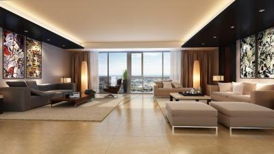 Gallery Cover Image of 2922 Sq.ft 4 BHK Apartment for buy in Altius, Tangra for 29649860