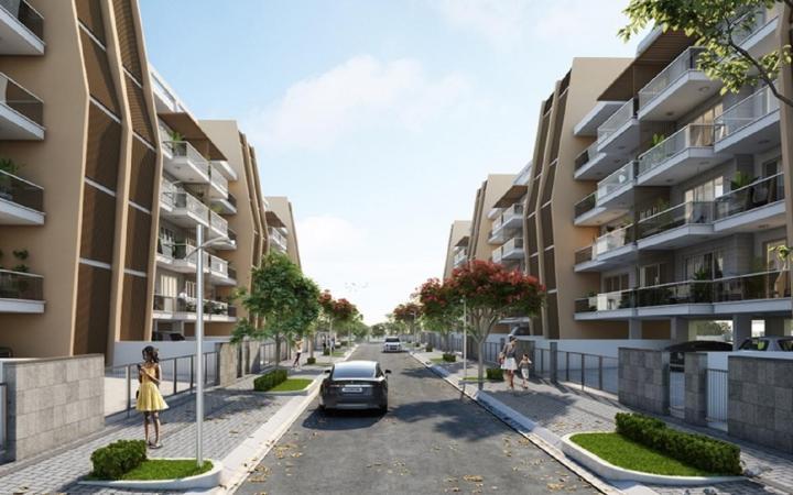 Project Image of 1800.0 - 2050.0 Sq.ft 3 BHK Apartment for buy in Adani Samsara Vilasa