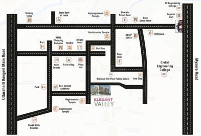 Project Image of 1135 - 1818 Sq.ft 2 BHK Apartment for buy in Elegant Valley