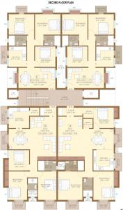 Project Image of 1171 - 3074 Sq.ft 3 BHK Apartment for buy in Anmol Prakriti