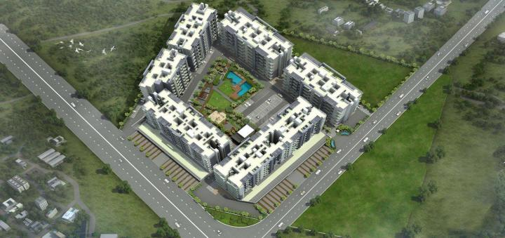 Project Image of 409.14 - 575.01 Sq.ft 2 BHK Apartment for buy in Mantra Moments Phase 5