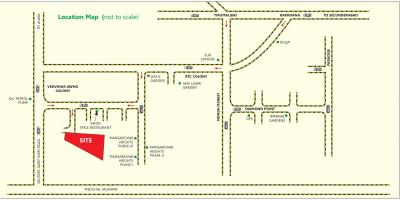 Project Image of 2055.0 - 2640.0 Sq.ft 3 BHK Apartment for buy in Relcon Marvel Apartment