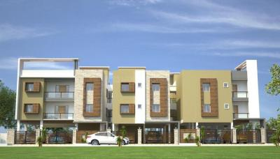 Gallery Cover Image of 715 Sq.ft 2 BHK Apartment for rent in Divya Enclave, Medavakkam for 14000