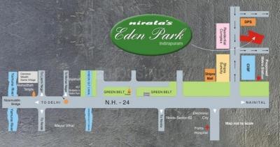 Gallery Cover Pic of Nirala Eden Park 1
