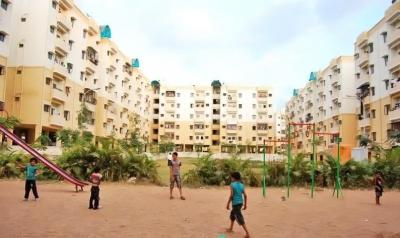 Gallery Cover Image of 480 Sq.ft 1 BHK Apartment for rent in  Aarambh Township, Serilingampally for 7000