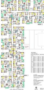 Gallery Cover Image of 1432 Sq.ft 3 BHK Apartment for buy in Nutech Kamalalaya, Thoraipakkam for 10500000