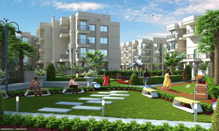 Project Image of 348.0 - 638.0 Sq.ft 1 BHK Apartment for buy in Space Prakriti Sparsh Building No 1 To 6