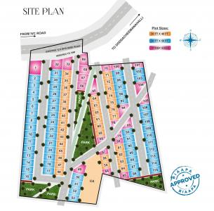 Project Image of 1200.0 - 1500.0 Sq.ft Residential Plot Plot for buy in Elite Woods Phase 1