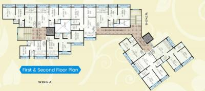 Project Image of 220.0 - 460.0 Sq.ft 1 RK Apartment for buy in Parivar Santa Maria Parivar