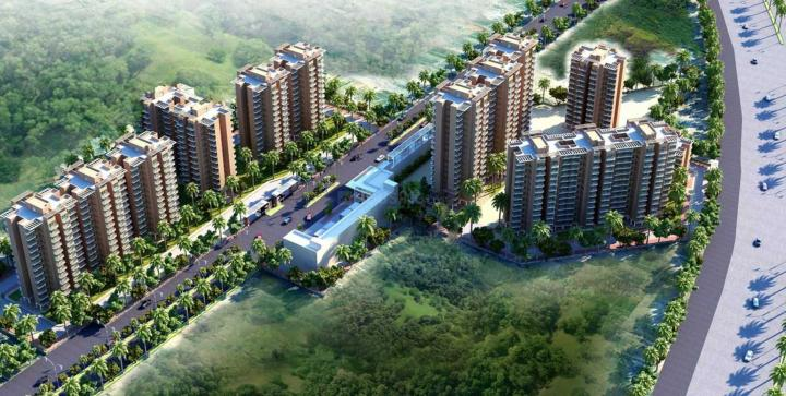 Project Image of 578.27 - 598.53 Sq.ft 2 BHK Apartment for buy in Pyramid Pride