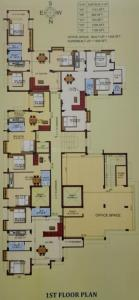 Project Image of 451.0 - 1209.0 Sq.ft 1 BHK Apartment for buy in Azure Residency