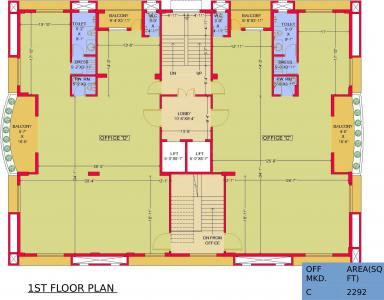 Project Image of 2691.0 - 2936.0 Sq.ft 3 BHK Apartment for buy in Ecoprime Exquisito