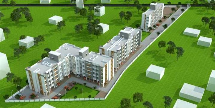 Project Image of 137.46 - 298.48 Sq.ft Studio Studio Apartment for buy in BVG Five Nivara Nere Part 1