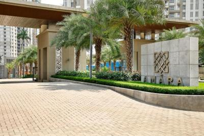 Gallery Cover Image of 672 Sq.ft 2 BHK Apartment for rent in Amara, Thane West for 23000