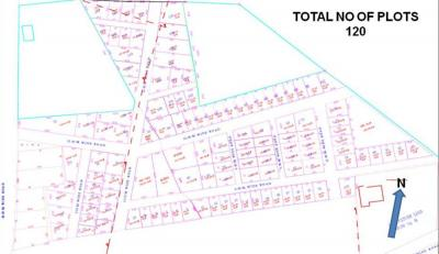 Project Image of 2150 - 5380 Sq.ft Residential Plot Plot for buy in Jupiter Valley of Flowers Plots