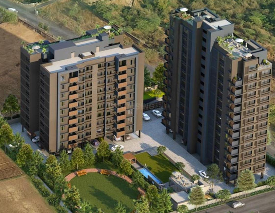 Project Image of 1184.03 - 1812.75 Sq.ft 3 BHK Apartment for buy in K R Antriksh