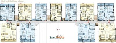 Project Image of 1733 - 2669 Sq.ft 3 BHK Apartment for buy in BPR Pearl Heights