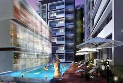 Project Image of 954.0 - 2915.0 Sq.ft 2 BHK Apartment for buy in Fussion