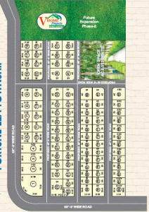 Residential Lands for Sale in V Home Fortune Lea Township