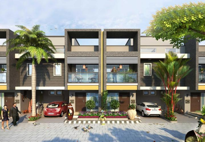 Project Image of 0 - 1854.0 Sq.ft 3 BHK Villa for buy in NB Parshwa Homes