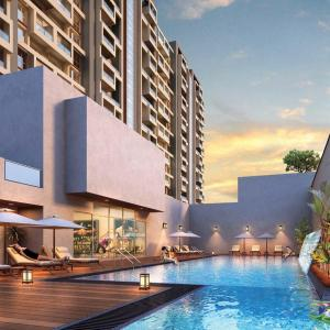 Project Image of 0 - 1309.11 Sq.ft 4 BHK Apartment for buy in Kasturi Epitome