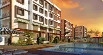 Gallery Cover Image of 700 Sq.ft 2 BHK Apartment for rent in DSR White Waters I, Gunjur Palya for 25000