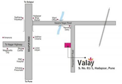 Project Image of 490.3 - 608.91 Sq.ft 2 BHK Apartment for buy in Bhujbal Valay
